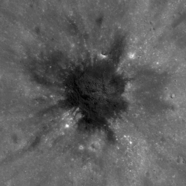 Lunar Reconnaissance Orbiter - Pyroclastic Excavation