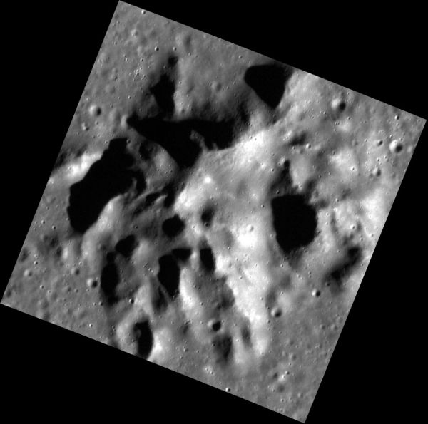 Mercury - A Massive Peak