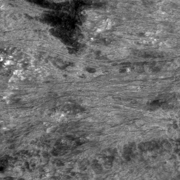 Lunar Reconnaissance Orbiter - Meandering