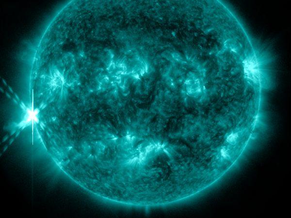 New Set of Solar Fireworks
