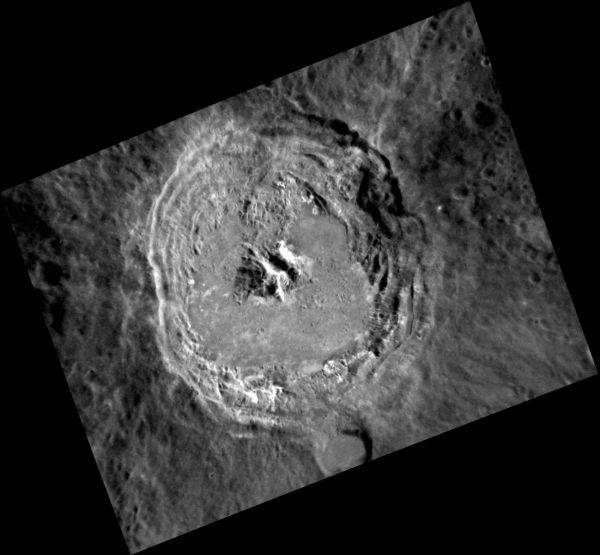 Mercury: Kuiper, Up Close