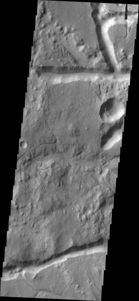 Mars Odyssey - Iani Chaos