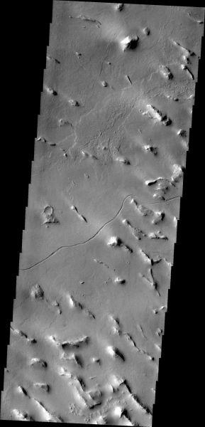 Mars Odyssey - Gigas Sulchi
