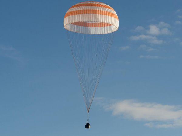 The Soyuz TMA-04M Spacecraft