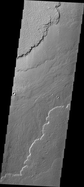 Mars Odyssey - Daedalia Planum