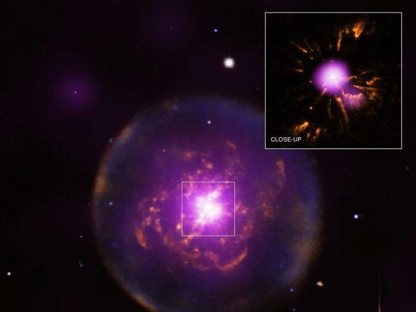 A Reborn Planetary Nebula