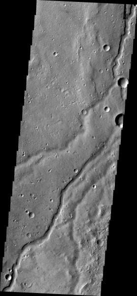 Mars Odyssey - Channel