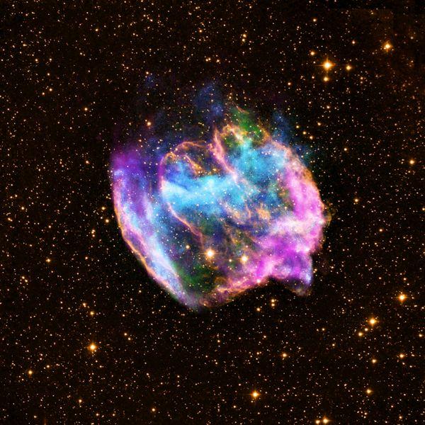 Supernova Remnant W49B