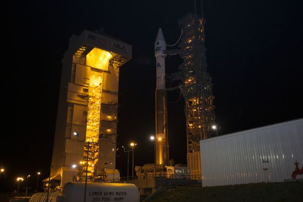 Atlas V-LDCM Ready for Launch