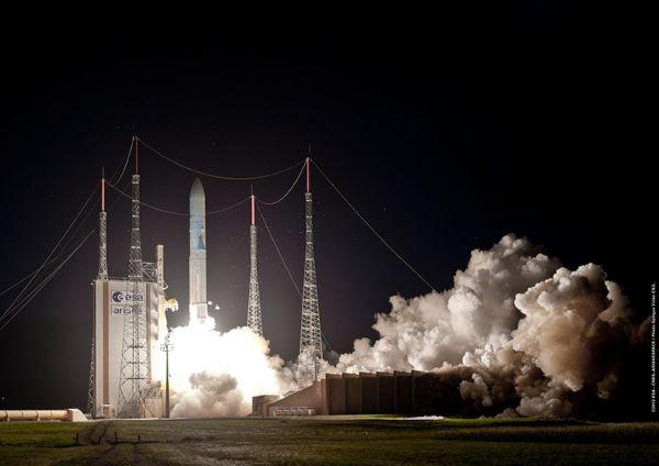 Ariane 5: VA211 launch