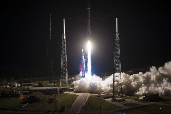Tracking and Data Relay Satellite Launches