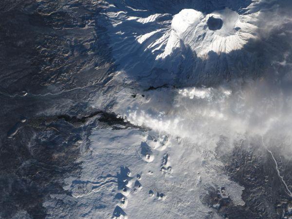 Erupting Fissure at Tolbachik