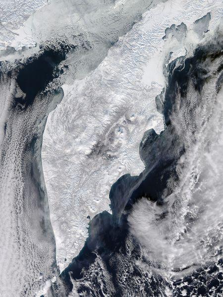 Kamchatka Peninsula, eastern Russia