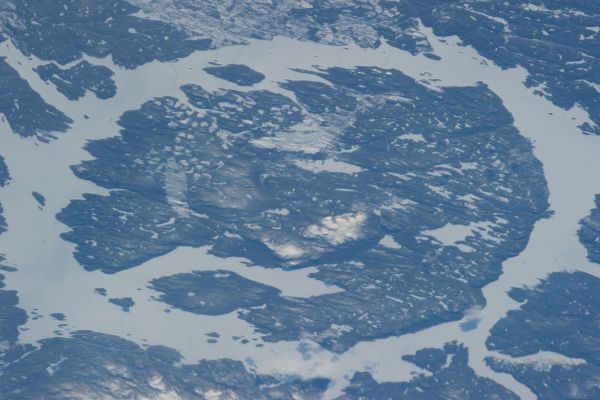 Manicouagan Crater