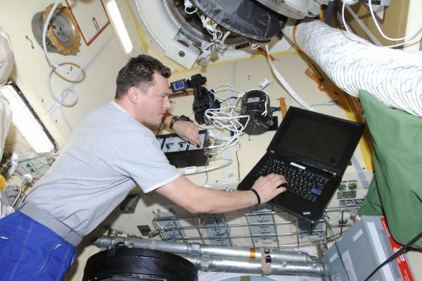 Cosmonaut Roman Romanenko