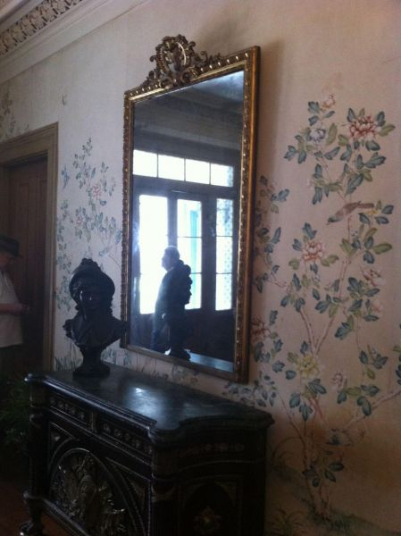 Pics taken at myrtles plantation mirror
