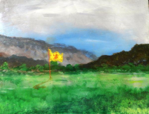 A study of Bannockburn Field