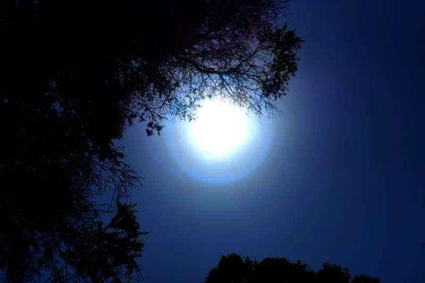 Flare Effects (Apollo thread) Sun 4000 f5.6 ISO100 contrast1