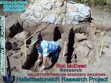Hillfieldion Seazori excavation