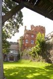 """Ruthin Castle, Haunted by the """"GREY (GRAY)LADY"""""""