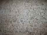 Ba�ka tablet-Glagolitic alphabet