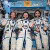 Expedition 34 Crew Members