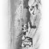 Cairo Citadel with pyramids
