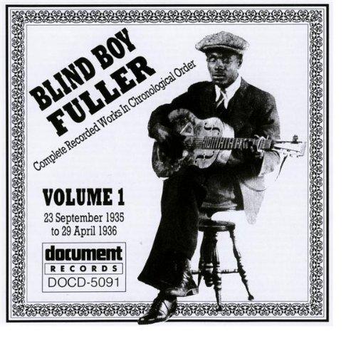 Blind Boy Fuller collected works.jpg