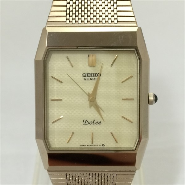SEIKO (Seiko) Watch 9521-5110 white stainless steel (SS) quartz men's watch.jpg