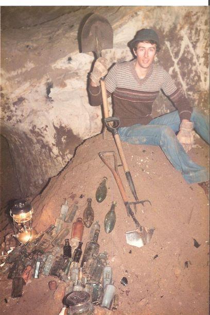 Reigate Caves  Me Tking a Break.jpg
