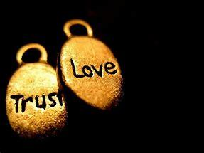 Trust/Friendship/God/one large circle