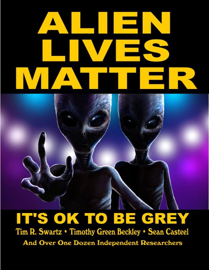 Alien Lives Matter (A Book Review)