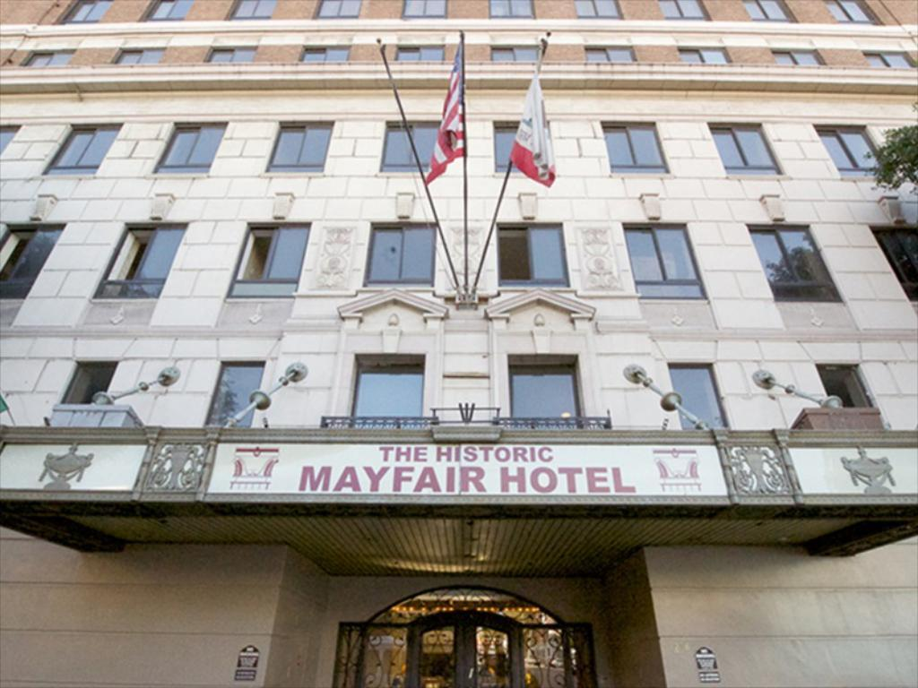 My Night of Terror at the Mayfair Hotel