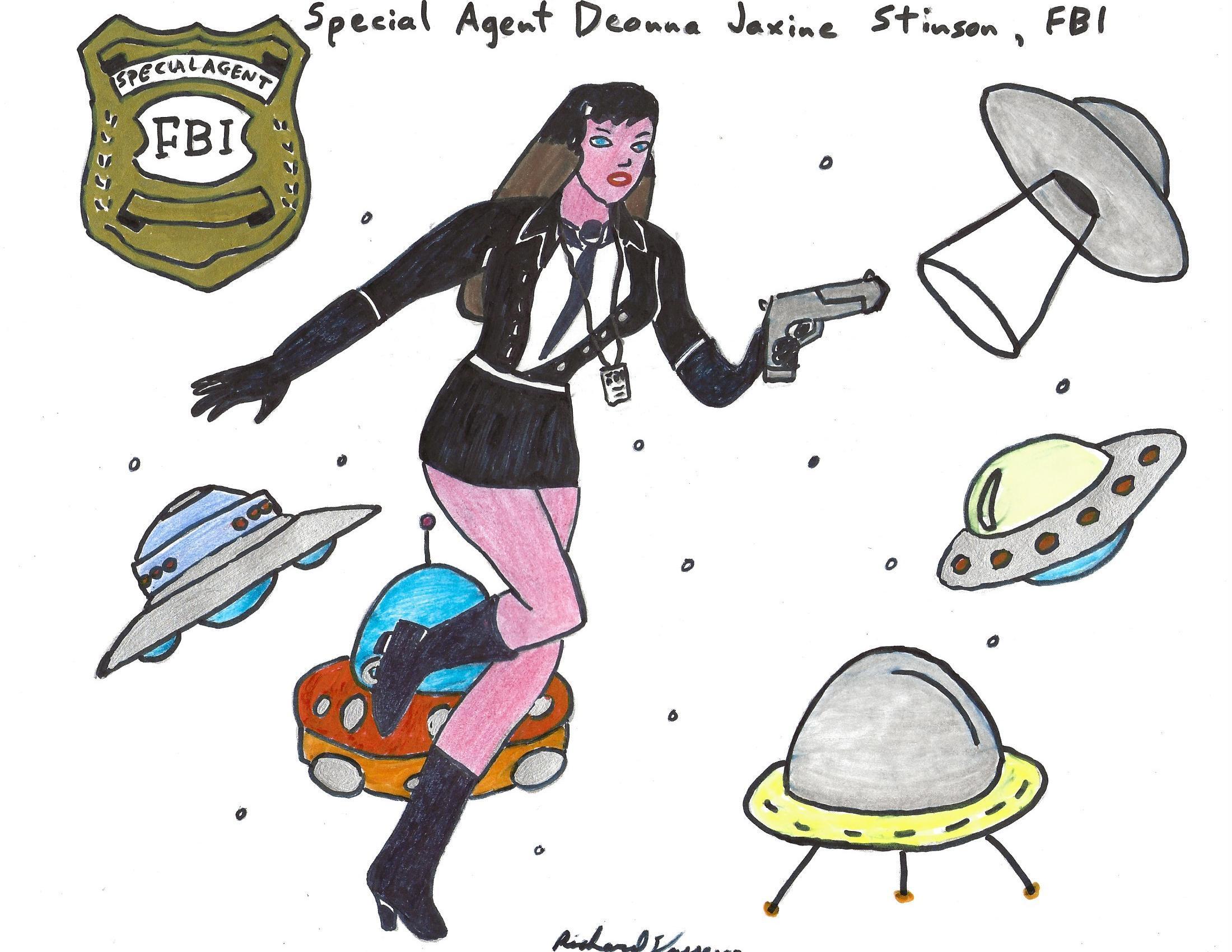 Morphing Transforming UFOs?