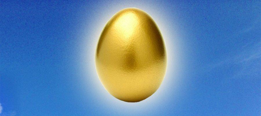 The Golden Egg Legend
