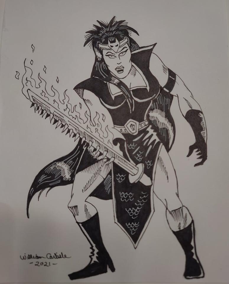 Malta She-Devil