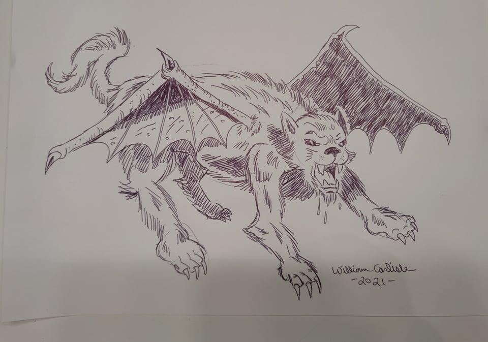 El Gato Volador & The Dark Watcher