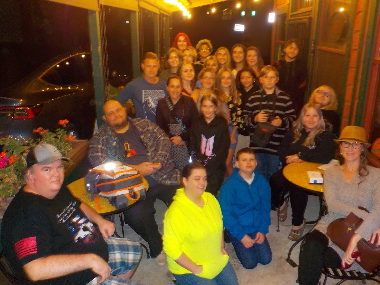 Newcastle Scouting Mission & Ghost Tour 10/10/21