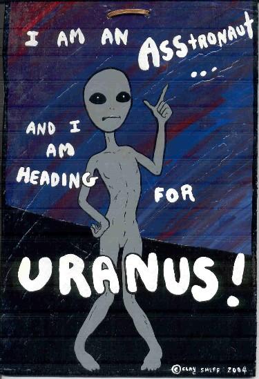 Uranus art