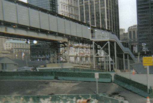 Orb at ground zero
