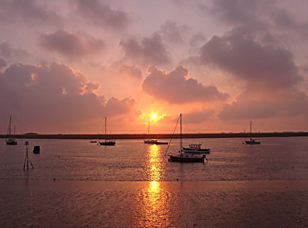 Sunrise on the Sunrise Coast 1