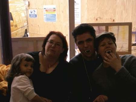 Rhiannon, Celti, Al and Emmy