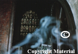 Canterbury Cathedral Ghost