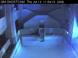 Strange ghostcam pic