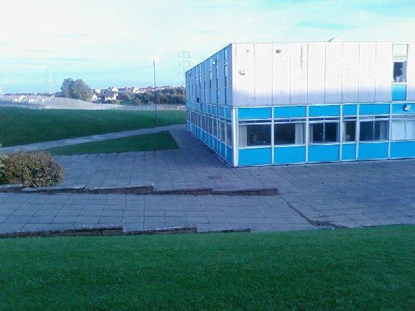 Ghost in Ballerup High School