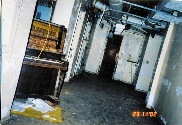 Abandoned Hospital - Hallway 3