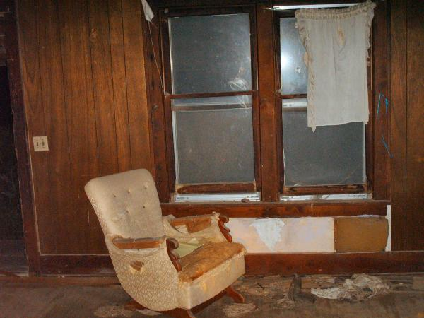 Abanoned House - Living Room 2