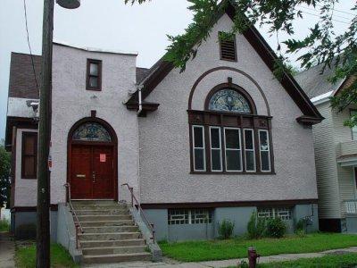 Haunted recording studio Church Image 1