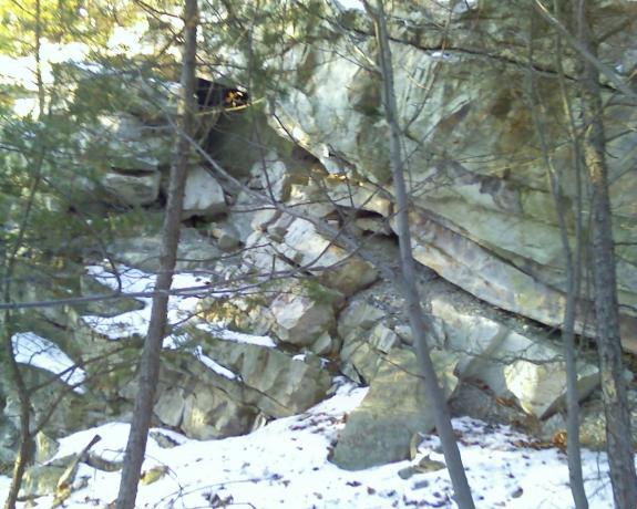 Unusual Swirl 1000 Steps Trail PA