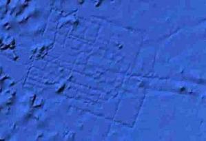 Atlantis on Google Earth
